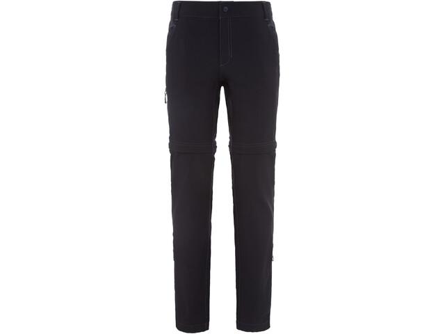 The North Face Exploration Convertible Pants short Damen tnf black